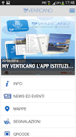 Screenshot of MyVenticano