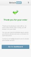 Screenshot of Unlock your Galaxy S4