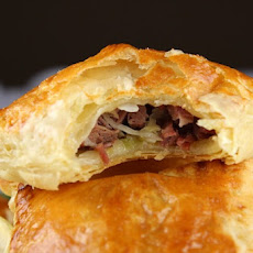 Corned Beef & Cabbage Turnovers