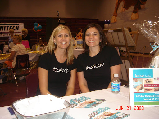 Bonnie Wickland/Suzanne Brown of Face Logic Spa 1059 Bruce B. Downs Blvd,