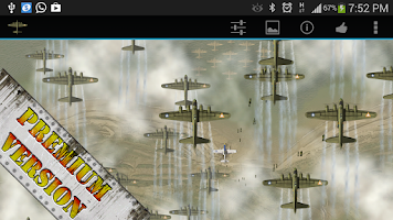 Screenshot of Deuces Wild - World War 2 LWP