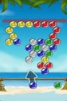 Screenshot of Candy Bubble Shooter