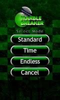 Screenshot of Marble Breaker