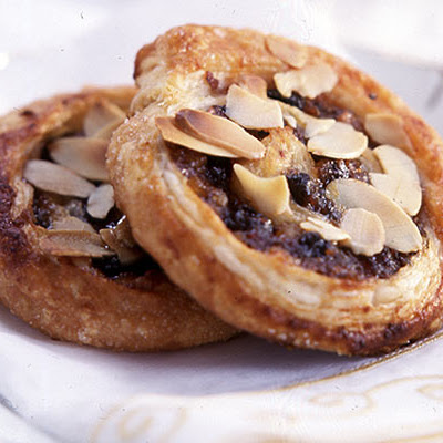 Barney's Roly-poly Mince Pies