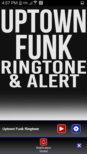 Uptown Funk Ringtone and Alert - screenshot