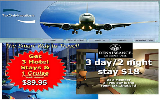 Travel Deals for only $49