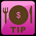 Attractive Tip Calculator-Pink icon