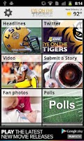 Screenshot of Eye on the Tigers