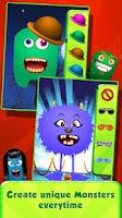Screenshot of Monster Maker