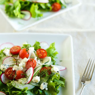 Danish Blue Cheese Salad
