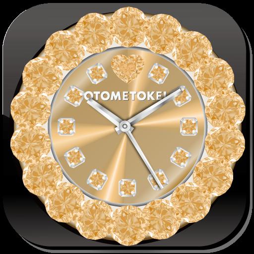 報警世界QLOCK黃金的LWP 個人化 App LOGO-APP試玩