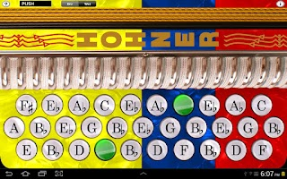 Screenshot of Hohner-BbEbAb Button Accordion