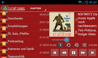 Screenshot of tinyPlayer