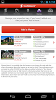 Screenshot of Scotiabank Dream Home Finder