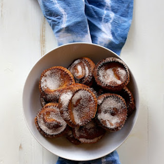 Weekend Casual Cinnamon Sugar Popovers