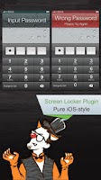 Screenshot of Espier Screen Locker i6