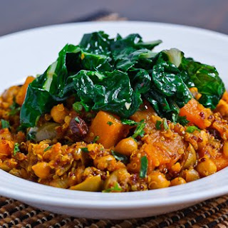 Spiced Bean Tagine Recipes