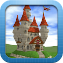 Castle Defense Cartoon icon