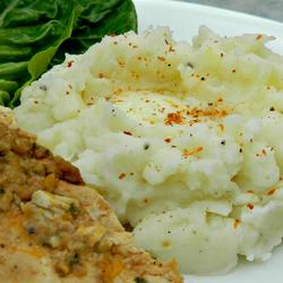 Mashed Potatoes and Apples