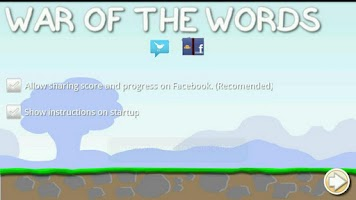 Screenshot of War of the Words (Pro)