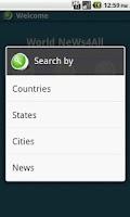 Screenshot of World NeWs 4 All Pro