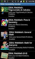Screenshot of IDEAL Access 4 Sprint®