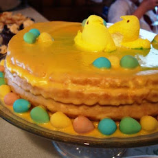 Our Family Favourite Lemon Spring / Easter Cake