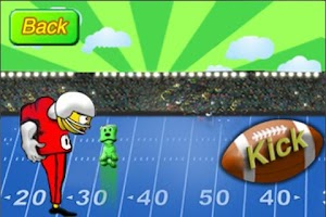 Screenshot of Football Dog