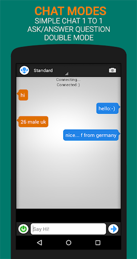 Omeglers - Chat with Strangers - screenshot