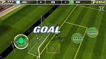 Screenshot of Play Football 2014 Real Soccer