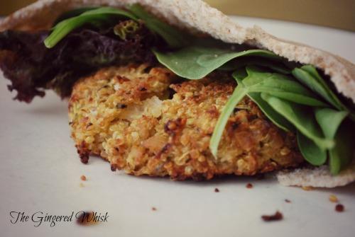 Zucchini Quinoa Burgers Recipe | Yummly