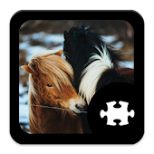 Game Horse Puzzle apk for kindle fire