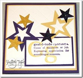 Star gratitude