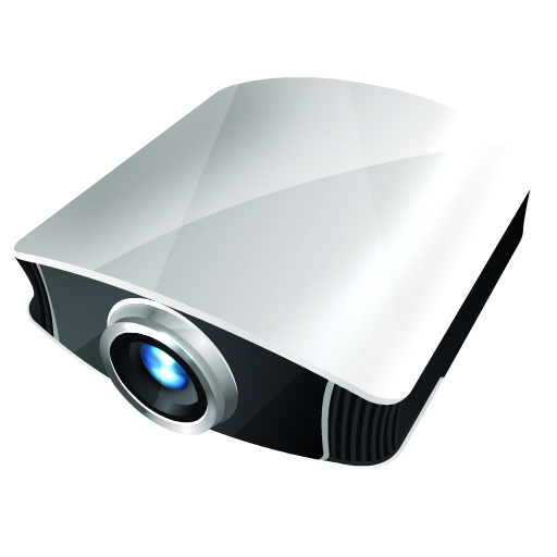 Pocket Projector LOGO-APP點子