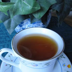 Honey Apple Tea
