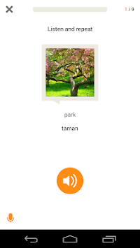 Learn Indonesian With Babbel APK screenshot thumbnail 3