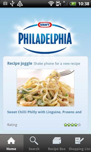 Philadelphia recipes