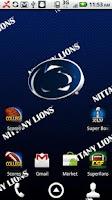 Screenshot of Penn State Live Wallpaper HD