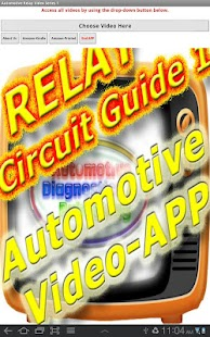 Auto Relay Guide Video-APP - screenshot
