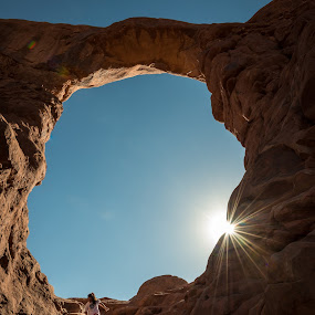 Arches National Park, UT by Horizon Photo - Landscapes Caves & Formations ( arches national park, ut )