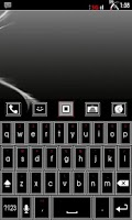 Screenshot of Linear - HD Keyboard Skin