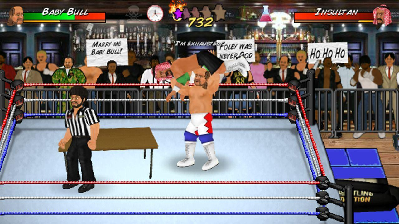 Booking Revolution (Wrestling) Screenshot 8