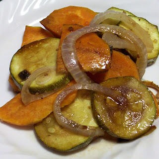 Grilled Balsamic Vegetables recipe – 101 calories