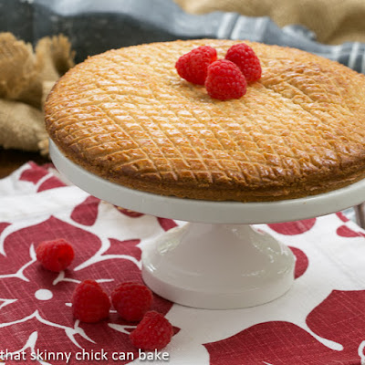 Gâteau Basque #FrenchFridayswithDorie