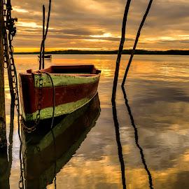 River Potengi, Natal - Brasil by Kinsley Santos - Landscapes Sunsets & Sunrises ( natal, brasil )