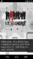 Screenshot of Mob4Hire Labs