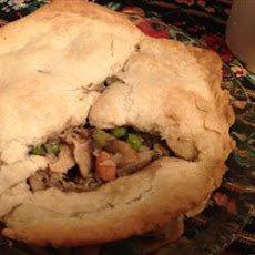 Ultimate Turkey Pot Pie