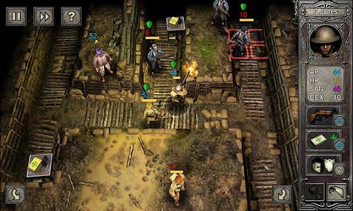 Call of Cthulhu: Wasted Land - screenshot
