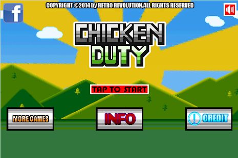 Chicken Duty - screenshot