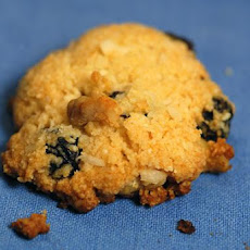Gluten Free Coconut Raisin Cookies